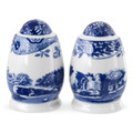 Spode Blue Italian Salt and Pepper Set 1610998