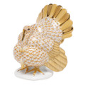 Herend Tom Turkey Fishnet Butterscotch 2.5 x 3.25 in VHJ---05230-0-00