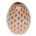 Herend Miniature Egg Fishnet Rust 1.5 in VH----15250-0-00