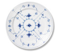 Royal Copenhagen Blue Fluted Plain Dinner Plate 10.75 in 1017202