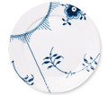 Royal Copenhagen Blue Fluted Mega Dinner Plate #2 10.75 in 1017366
