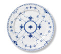 Royal Copenhagen Blue Fluted Half Lace Salad Plate 8.75 in 1017223