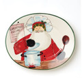 Vietri Old St. Nick Oval Platter 20x16 in OSN-78019