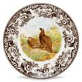 Spode Woodland Red Grouse Dinner Plate 10.5 in. 1813320
