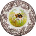 Spode Woodland Beagle Dinner Plate 10.5 in. 1403842