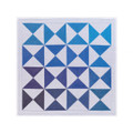 Le Jacquard Francais Origami Ink Napkin 21x21 in 100% Combed Cotton 22134