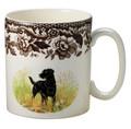 Spode Woodland Black Labrador Mug 9 oz. 1369605