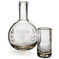 Jan Barboglio Wee-Bee Carafe 5x5 in 5456CL 150.144