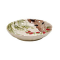 Casafina Deer Friends Serving Bowl Large 13.5 in DF632-LIN