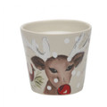 Casafina Deer Friends Votive 3.25x3 in DF650-LIN