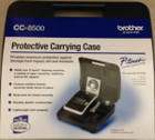 Brother CC8500 Hard Carrying Case for PT2730 P-touch Label Printer