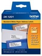 Brother dk1201 printer labels