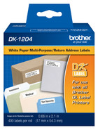 Brother dk1204 printer labels