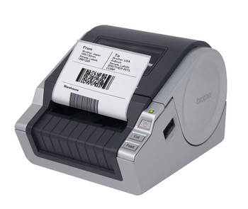 Brother QL1060N label printer left view