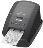 Broother QL720NW label printer left view