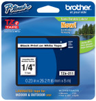 Brother TZ-211 p-touch tape