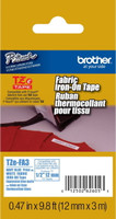 Brother TZEFA3 iron-on p-touch tape