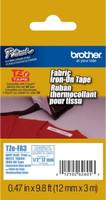 Brother TZEFA3 iron-on p-touch tape