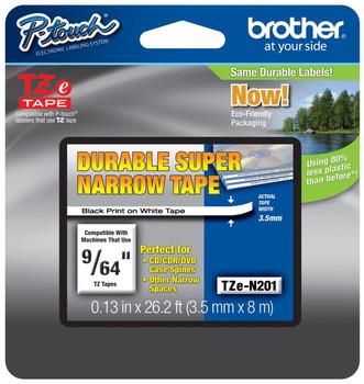 Brother TZEN201 p-touch labels