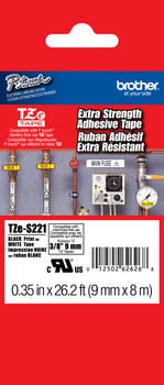Brother TZ-S221 p-touch labels