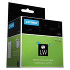 Dymo 30270 Receipt Paper Labels - 2 1/4 x 300 ft., 1 roll/box