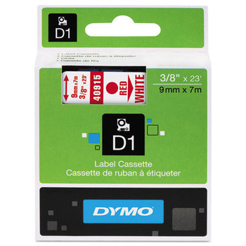 Dymo 40915 printer label