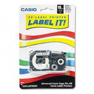 Casio XR118BKS
