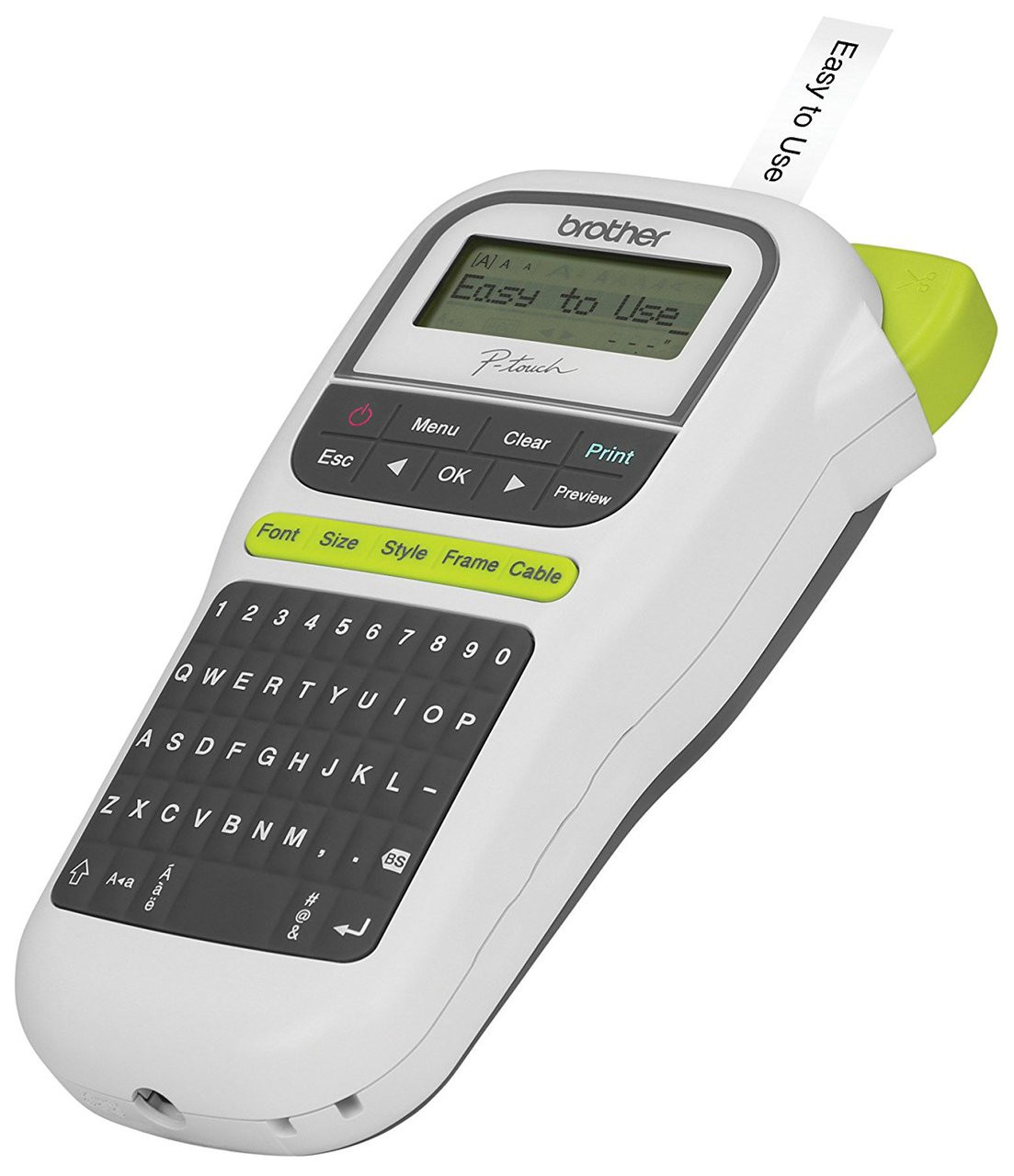 It is a photo of Lively Handheld Label Maker Walmart