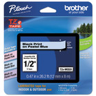 Brother TZe-MQ531 blue p-touch tape
