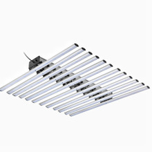 The 1020 Watt lamp uses 12 modules to provide a powerful  solution.