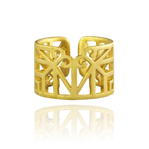 Bokeo Ring - Gold