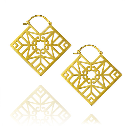 Bokeo Earrings - Gold
