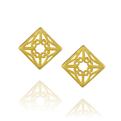Lao Studs - Gold