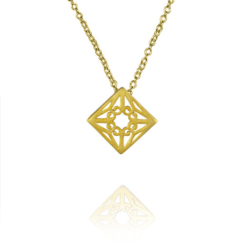Lao Necklace - Gold