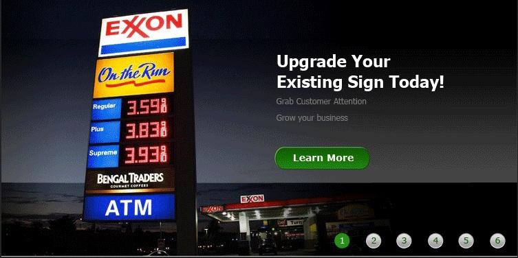 Petro LED Signs