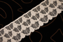 "2 1/4"" Off White Wholesale Lace Trim #lace-32"
