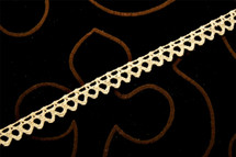 "3/8"" Natural Wholesale Lace Trim #270"