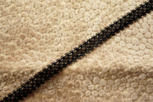 "3/8"" Black Lace Trim Wholesale"