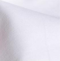 Organic Cotton Canvas Fabric White