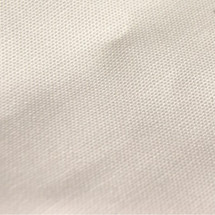 Organic Cotton Canvas Fabric Ivory