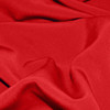 Red Peachskin Wholesale Fabric