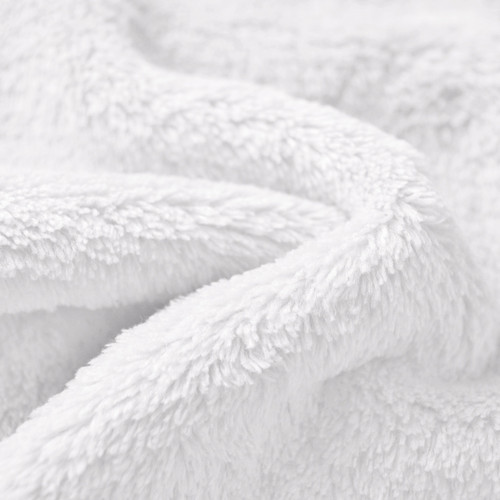 White whisper cuddle Fleece Wholesale