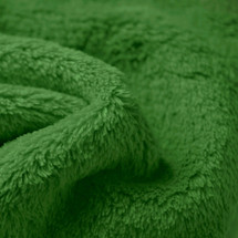 Leafy Green Double sided cuddle Fleece Wholesale