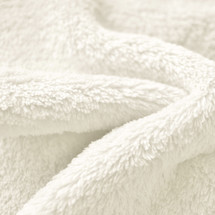 Ivory whisper cuddle Fleece Wholesale