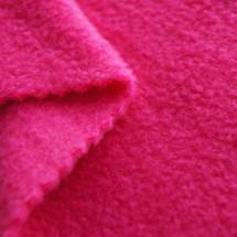 Fuchsia Anti-Pill Yukon Fleece Fabric