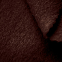 Espresso Brown Anti-Pill Yukon Fleece Fabric