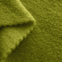 Kiwi Green Anti-Pill Yukon Fleece Fabric