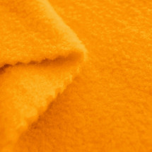 Goldenrod Anti-Pill Yukon Fleece Fabric