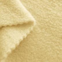 Butter Cream Anti-Pill Yukon Fleece Fabric