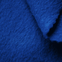Marine Blue Anti-Pill Yukon Fleece Fabric